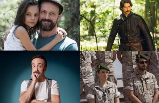 Especial series de televisión españolas para 2015