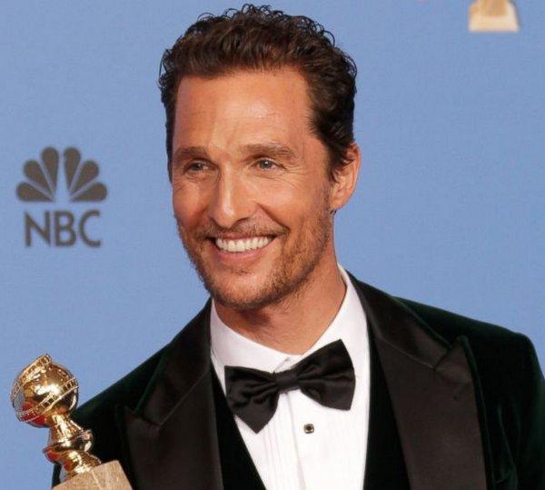 Matthew McConaughey protagonizará Apocalipsis