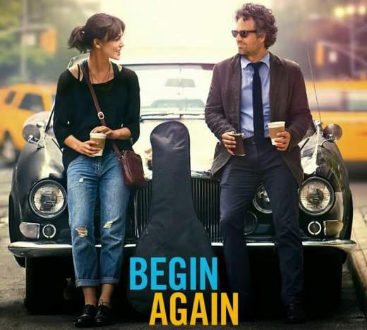 Crítica de Begin Again
