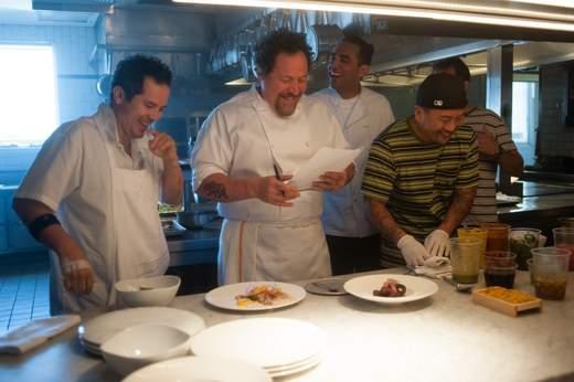 Crítica de #Chef de Cineralia.com