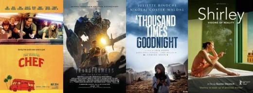 Estrenos de cine 8 de agosto de 2014