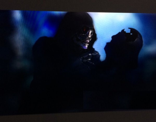 Villano Star Wars Episodio VII