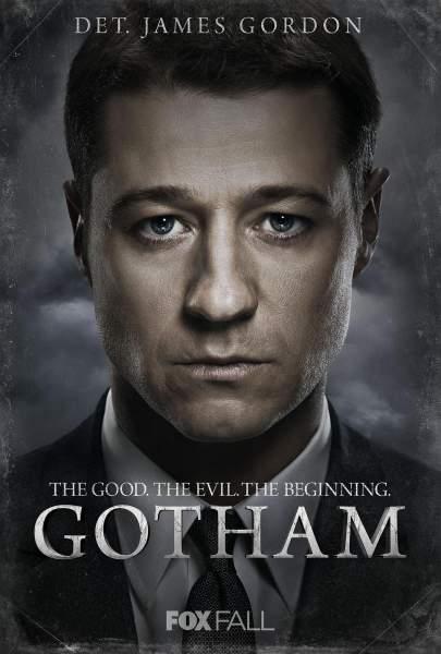 Póster de la serie Gotham