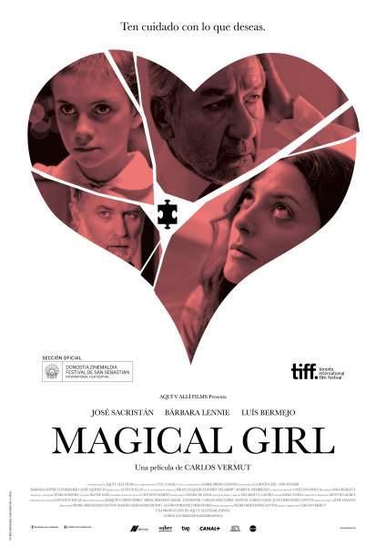 Póster de Magical girl