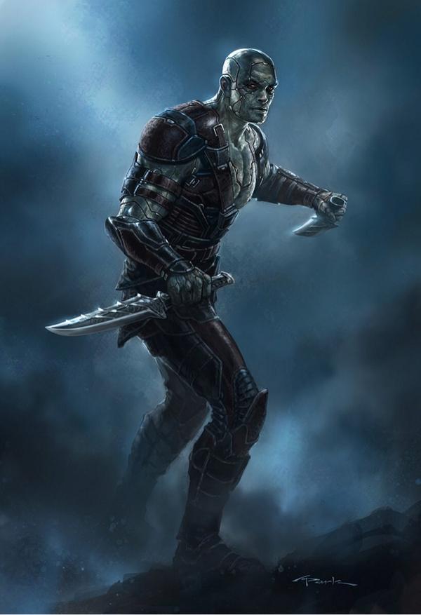 Imagen de Jason Momoa como Drax el destructor