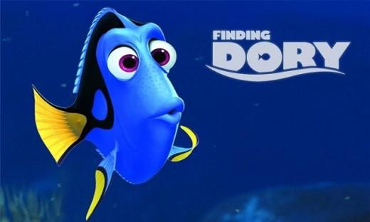 Buscando a Dory películas infantiles