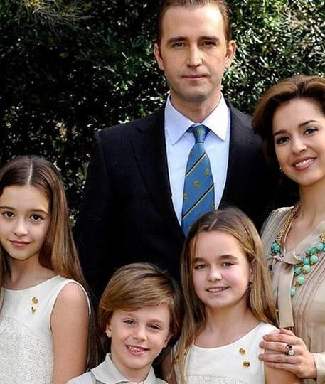 Serie El Rey estreno en Telecinco