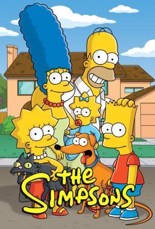 Póster de Los Simpson, Leyenda urbana de los Simpson