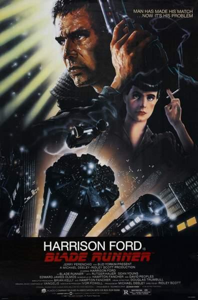 Póster de Blade Runner
