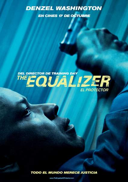 Póster de The Equalizer: El Protector
