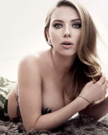 Scarlett Johansson protagonizará miniserie
