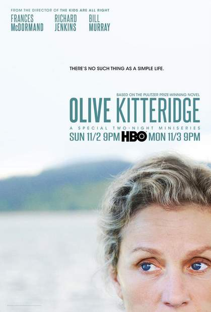 Se estrena en Canal+ Series Olive Kitteridge