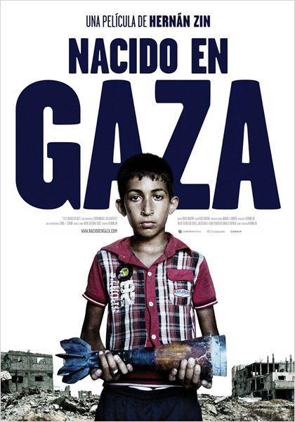 Póster de Nacido en Gaza