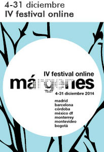 Cartel Festival de cine márgenes