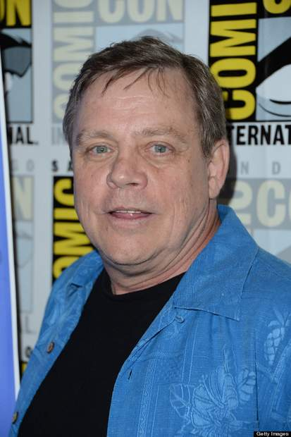 Mark Hamill vuelve a Flash