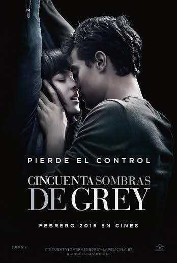 póster de Cincuenta Sombras de Grey. Póster de 50 Sombras de Grey