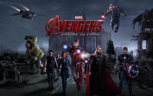 Trailer de Los Vengadores: La era de ultrón definitivo