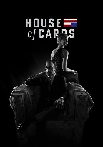 Póster de House of cards
