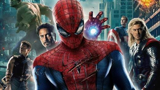 Spiderman en Los Vengadores 3
