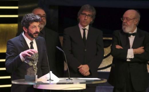 Ganadores de los Premios Goya 2015