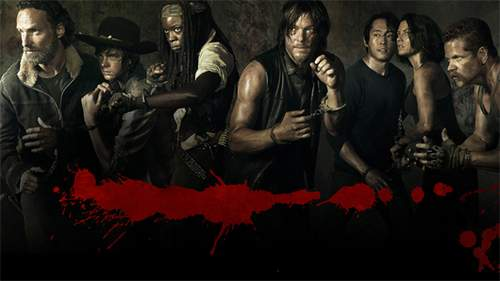 Vuelve la serie The Walking dead, con la quinta temporada de The Walking Dead