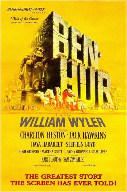 Póster de Ben-Hur