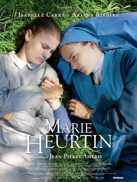 Póster de La historia de Marie Heurtin