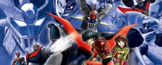 Especial 10 series animadas de los 80, Mazinger Z