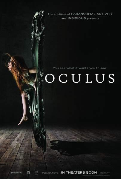 Póster de Oculus: El Espejo del mal