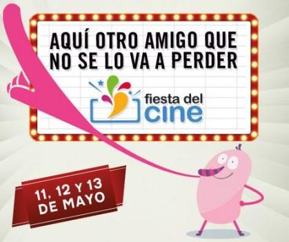 Vuelve la Fiesta del cine mayo 2015