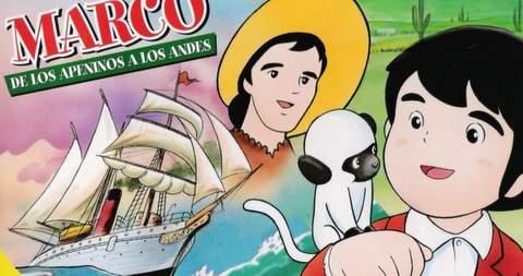 10 series animadas de los 80