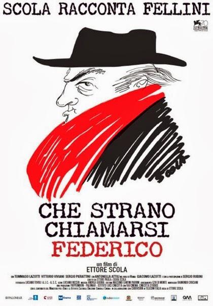 Póster de Que extraño llamarse Federico