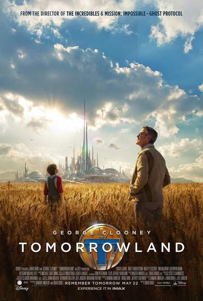 Póster de Tomorrowland