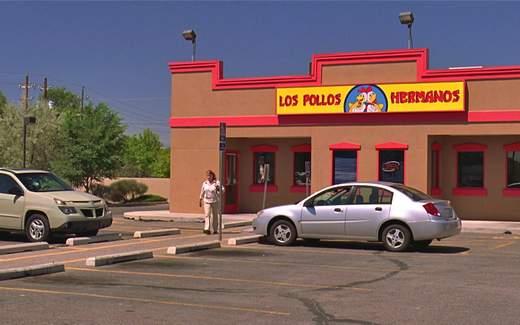 Restaurante Los Pollos Hermanos