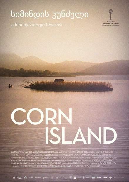 Póster de Corn Island