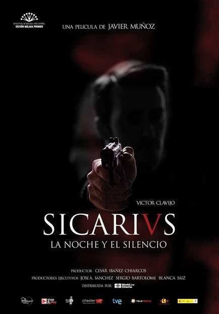 Póster de Sicarivs: La noche y el silencio
