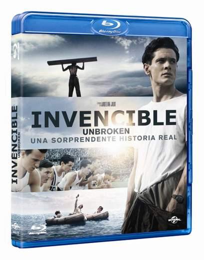 Carátula Blu-ray de Invencible
