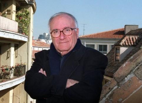 Imagen del director español Vicente Aranda