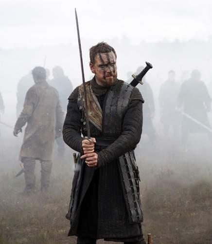 Michael Fassbender en Macbeth