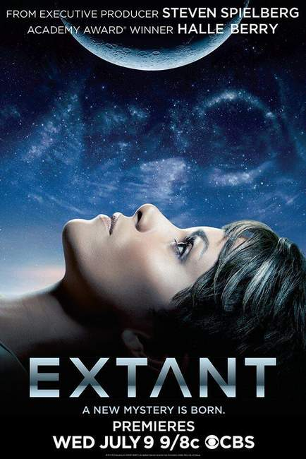 Póster de Extant serie de televisión 2014