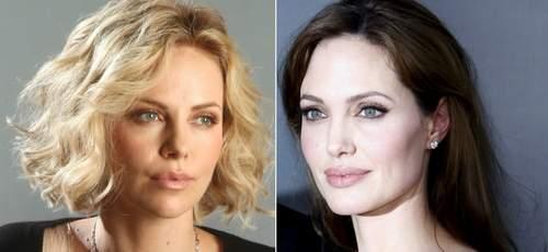 Cahrlize Theron a las órdenes de Angelina Jolie en Capitana Marvel