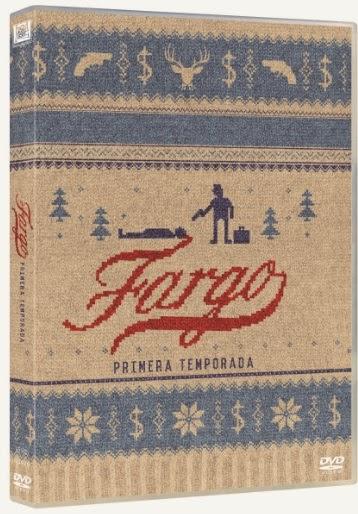 Carátula primera temporada de Fargo