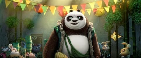 Trailer en castellano de Kung Fu Panda 3