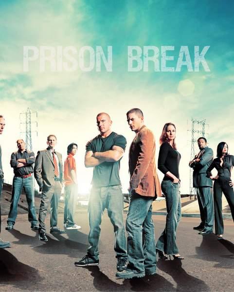 Póster de Prision Break