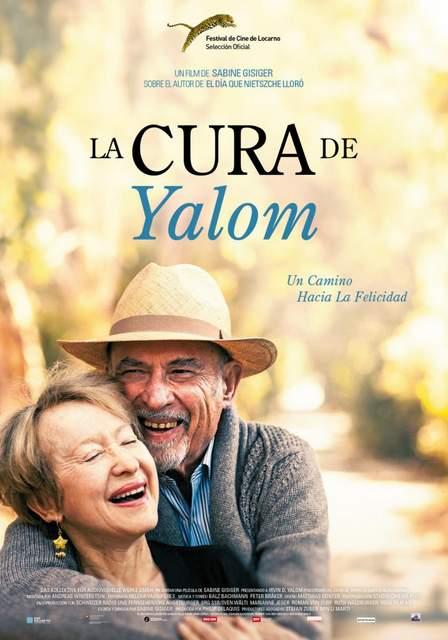 Póster de La cura de Yalom