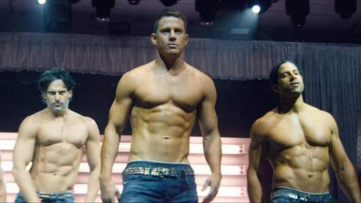 Crítica de Magic Mike XXL