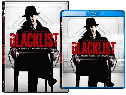 Carátulas de la serie The Blacklist