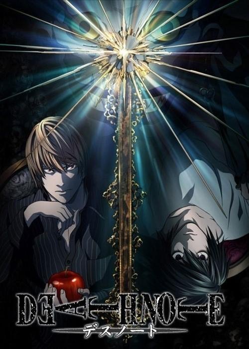 Póster de la serie Death Note