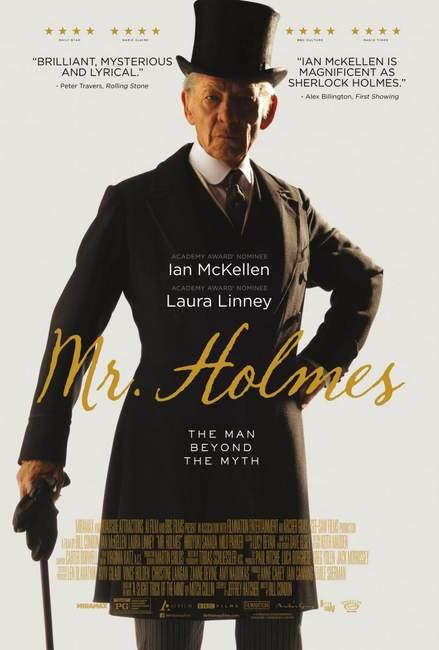 Póster de Mr. Holmes