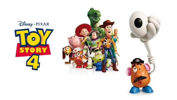 Cartel de Toy Story 4